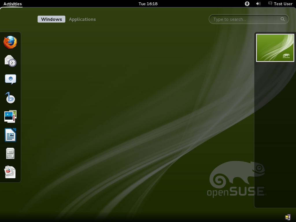 OpenSUSE 12.1 GNOME activities.png